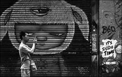 img762 (Jurgen Estanislao) Tags: jurgen estanislao taiwan taipei black white monochrome vintage film photography street voigtlaender bessaflex smc takumar 50mm f14 kodak 400tx hc110 g