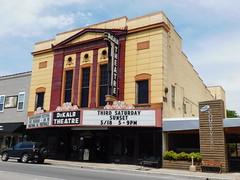 The DeKalb Theatre (jimmywayne) Tags: alabama fortpayne ftpayne dekalbcounty historic theatre theater downtown