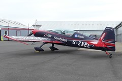 Extra EA 300/LP G-ZXEL (Gavin Livsey) Tags: theblades sywell ea300 extra gzxel