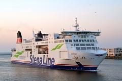 Skane Wernemunde 240419 (silvermop) Tags: ship boats ships sea ferries roro wernemunde skane