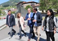 Zumarraga (EAJ - PNV Gipuzkoa) Tags: markelolano josuidigoras eidermendoza zumarraga goierri elecciones gipuzkoa pnv eaj