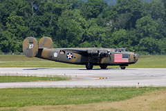 N24927 Consolidated B-24A Liberator American Airpower Heritage (ChrisChen76) Tags: chattanooga consolidated b24a liberator americanairpowerheritage usa