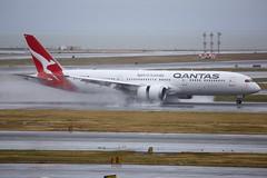 Qantas Airways | Boeing | 787-9 | VH-ZNA (TFG Lau) Tags: ksfo sfo sanfrancisco airplane aeroplane aircraft aviation plane planespotting spotting canon canoneos canon5dmarkiii eos eos5dmarkiii ahkgapworldwide qantas qantasairways qfa qf boeing boeing787 b787 b789 787 7879 vhzna oneworld oneworldalliance