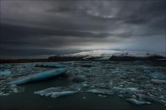 Jokulsarlon (Jose Cantorna) Tags: islandia jokulsarlon iceland d810 nikon glaciar hielo ice nature outside nieve snow cold frío ambiente atmósfera cielo sky cloud nubes