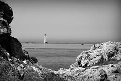 Hanois Lighthouse / Guernsey (Images George Rex) Tags: ci guernsey leshanoislighthouse leshanois lighthouse torteval victorian architecture imagesgeorgerex photobygeorgerex igr channelislands seascape hanoveaux