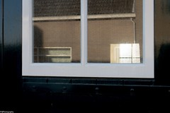 light (fhenkemeyer) Tags: 35mm sun light reflection window westkapelle netherlands zeeland
