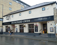 The Sir Richard Owen (Tony Worrall) Tags: lancaster building architecture urban street welovethenorth nw northwest north update place location uk england visit area attraction open stream tour country item greatbritain britain english british gb capture buy stock sell sale outside outdoors caught photo shoot shot picture captured ilobsterit instragram thesirrichardowen pub bar inn boozer wetherspoon sign publichouse