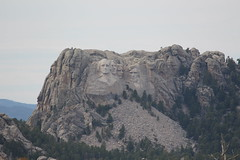 My first view of Mount Rushmore (Hazboy) Tags: hazboy hazboy1 keystone south dakota mount rushmore west western us usa america april 2019 presidents president