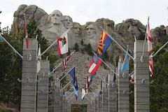 Mount Rushmore in western South Dakota (Hazboy) Tags: hazboy hazboy1 keystone south dakota mount rushmore west western us usa america april 2019 presidents president