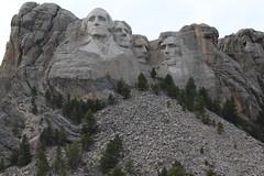 Mount Rushmore in western South Dakota (Hazboy) Tags: hazboy hazboy1 keystone south dakota mount rushmore west western us usa america april 2019 presidents president