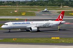 Turkish Airlines (ab-planepictures) Tags: turkish airlines neo a321 airbus eddl dus düsseldorf flugzeug flughafen airport aviation aircraft plane planespotting