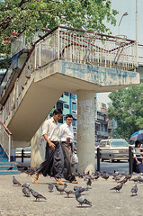 Yangon (Tangible_HTS) Tags: birmanie burma myanmar asie asia travel voyage backpacking analog pellicule film minolta srt100x srt200 rokkor f14 fuji pro400h rangoon yangon