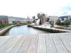 Guggenheim (esther_trenado) Tags: museo artecontemporáneo frankogehry visitaculturalbilbao2016