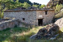 Ruinas de un molino en el Adaja (diocrio) Tags: mingorria molino adaja avila ruinas