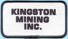 Kingston Mining Inc. patch (Coalminer5) Tags: coalmining coalminer coalmemorabilia coalcollectibles miningmemorabilia mining miningcollectible miningartifacts miner sewonpatch patch kingstonmining scarbrowv wvcoal