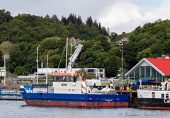 Beinn Dearg 232019385_E5A4729 (Jonathan Irwin Photography) Tags: beinn dearg 232019385 oban landing craft 29052019 this belongs mowi scotland it is used transport hydrogen peroxide for use farmed salmon treat amoebic gill disease agd