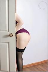 Anybody There? (edited) (zweiblumen) Tags: tatiana tatiana96 lingerie stockings panties knickers homeshoot blackpool lancashire england uk canoneos50d canonef35mmf2 canonspeedlite430exii yongnuorf603cii zweiblumen