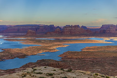 Lake Powell (CraDorPhoto) Tags: canon5dsr landscape lake water sky blue mountains valley nature outdoors outside alstrompoint utah usa