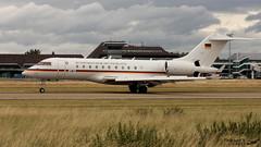 Bombardier BD-700 Global Express 5000 LUFTWAFFE 14+01 9395 Entzheim juillet 2017 (Thibaud.S.) Tags: bombardier bd700 global express 5000 luftwaffe 1401 9395 entzheim juillet 2017