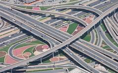 Crossroads (twomphotos) Tags: dubai uae united arab emirate vereinigte arabische desert city skyscraper burj khalifa
