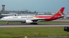 Shenzhen Airlines Airbus A330-343 B-302E (StephenG88) Tags: londonheathrowairport heathrow lhr egll 27r 27l 9r 9l boeing airbus may19th2019 19519 myrtleavenue renaissanceheathrow shenzhen shenzhenairlines csz zh a330 a333 a330300 a330343 b302e