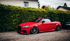 Audi TT (Rick Bruinsma) Tags: worthersee 2019 vag volkswagen bmw audi r8 golf gti r lamborghini tt stance perfect oz bbs rs airride static gewindefahrwerk
