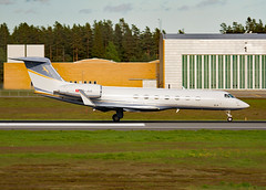 HB-JOE (Skidmarks_1) Tags: hbjoe gulfstream g550 premiumjetag engm norway osl oslogardermoenairport aviation aircraft airport airliners