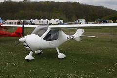 G-OCDP (IndiaEcho) Tags: light england canon eos fly airport general aircraft aviation rally hampshire aeroplane civil microlight popham basingstoke airfield in eghp 1000d design flight ctsw gocdp