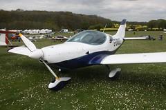 G-DADZ (IndiaEcho) Tags: light england canon eos fly airport general aircraft aviation rally hampshire aeroplane civil microlight popham basingstoke airfield in eghp 1000d sportcruiser czaw gdadz