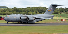 04-4133 (PrestwickAirportPhotography) Tags: egpk prestwick airport usaf united states air force boeing c17a globemaster 044133 mcguire mobility command