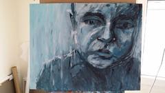 Work in progress... (Stéphane-Hervé's Art) Tags: