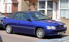 M34 THK (Nivek.Old.Gold) Tags: 1994 ford escort mistral 16v cabriolet 1597cc