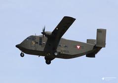 G-BEOL Shorts Skyvan 3, Invicta Aviation Ltd, RAF Fairford, Gloucestershire (Kev Slade Too) Tags: gbeol shorts skyvan invictaaviation specialmarks egva riat2017 raffairford gloucestershire