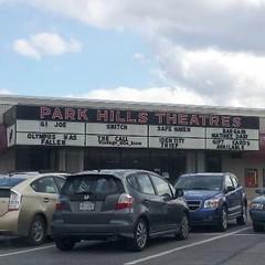 Park Hills Theatres (Vintage 80's Icon) Tags: blaircounty gijoe movies movietheater altoonapa altoona parkhillsplaza parkhillstheater parkhillstheatre parkhillstheatres