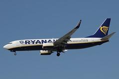 EI-FRV (LIAM J McMANUS - Manchester Airport Photostream) Tags: eifrv ryanair fr ryr boeing b737 b738 738 b73h 73h boeing737 boeing737800 egcc manchester man