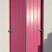 Paros Door Pink