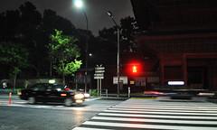 Night taxis (DameBoudicca) Tags: tokyo tokio 東京 japan nippon nihon 日本 japón japon giappone shiba shibakōen 芝公園 night natt nacht notte nuit noche 夜 street gata strase calle rue strada 道 streetshot streetphotography nightshot taxi タクシー