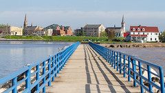 Two Rivers, Wisconsin (Lester Public Library) Tags: tworiverswisconsin tworivers tworiversharbor harbor water lakemichigan lake lesterpubliclibrarytworiverswisconsin readdiscoverconnectenrich