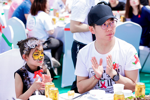 International AIDS Anti-Discrimination Lunch Day China 2019