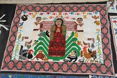 Mexico Embroidery Guadalupe Textiles Mazahua (Teyacapan) Tags: mexican textiles embroidery mazahua edomex sanfelipesantiago jancristhianmataferrer guadalupe
