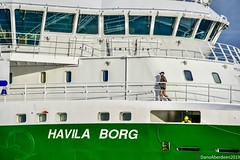 Havila Borg - Aberdeen Harbour Scotland - 13th May 2019 (DanoAberdeen) Tags: aberdeenscotland pocraquay 100m games olympics havilashipping lifeatsea seafarers sprint marathon race aberdeenshire sport healthy running run shipspotting vessels 2019 supplyships aberdeenharbour cargoships shipping ship offshore fitness jogging jogger amateur candid danoaberdeen aberdeen havilaborg seascape oilrigs tug sailing maritime autumn winter summer spring psv abdn abz uk gb water footdee fittie northeast northsea scotch grampian boats