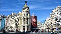 Madrid (Miradortigre) Tags: madrid españa spain city ciudad cite stadt street calle granvia citylif citylife strretlife life calles urbano urban