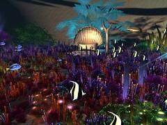 Underwater (ivyisla.sl) Tags: secondlife virtualworld secondlifephotography slphotography sl