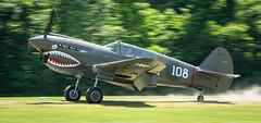 Curtiss P-40 Warhawk (NeilCastle) Tags: warbirds warbirdsoverthebeach airshow warhawk curtissp40warhawk virginia p40warhawk virginiabeach