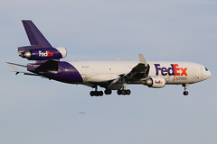 N610FE | McDonnell Douglas MD-11F | FedEx (cv880m) Tags: newyork jfk kjfk kennedy johnfkennedy aviation airliner airline aircraft airplane jetliner airport n610fe mcdonnell douglas md11 md11f m11 m1f fedex federalexpress express trijet aircargo cargo freight freighter theworldontime