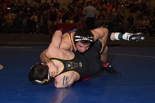 Bryce Steiert vs Connor Flynn 7587
