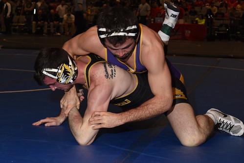 Bryce Steiert vs Connor Flynn 7592