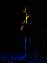 Night song (Kirmatic) Tags: night song concert light yelow blue sony sel50f18 nex6