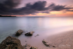 Here Comes the Sun (engrjpleo) Tags: sunrise sun sanfernando ticaoisland masbate bicolregion philippines seascape sea water waterscape landscape cloud outdoor seaside shore coast longexposure slowwater ndfilter