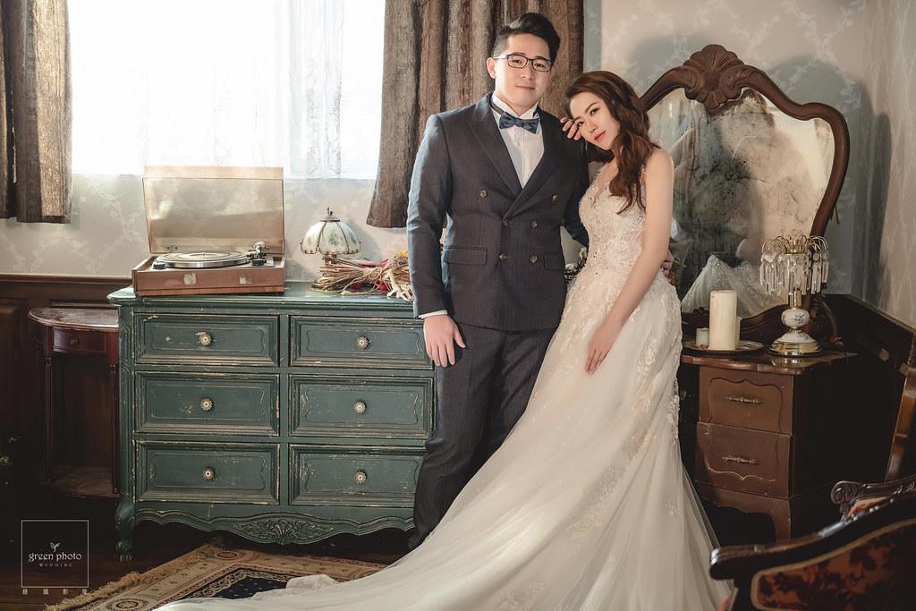 婚紗拍攝|台北婚紗|古董店|信義區